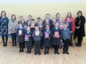 Credit Union Easter Art Competition winners