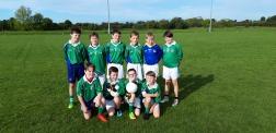 Mini 7's Boys Football Team